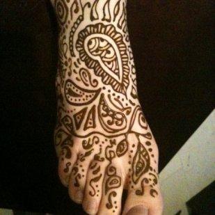 Henna Design 3/10