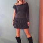 One shouldered dress 9/09